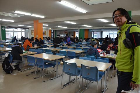 ⑤中央食堂
