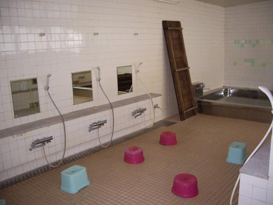 ⑮かつての風呂